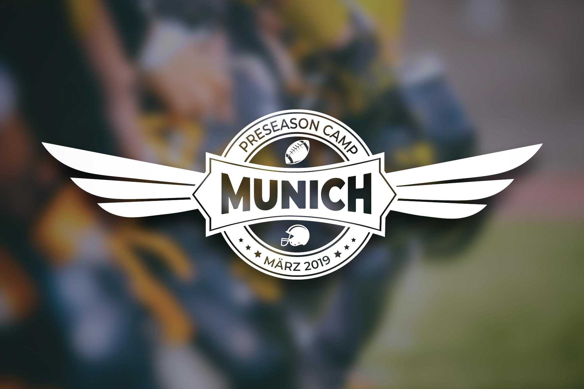Munich Cowboys Preseason Camp