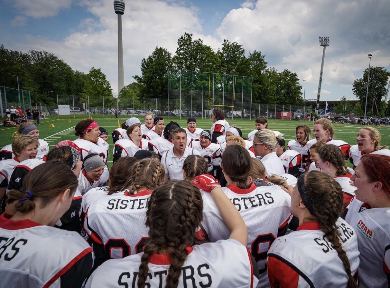 Stuttgart Scorpions Sisters vs München Rangers