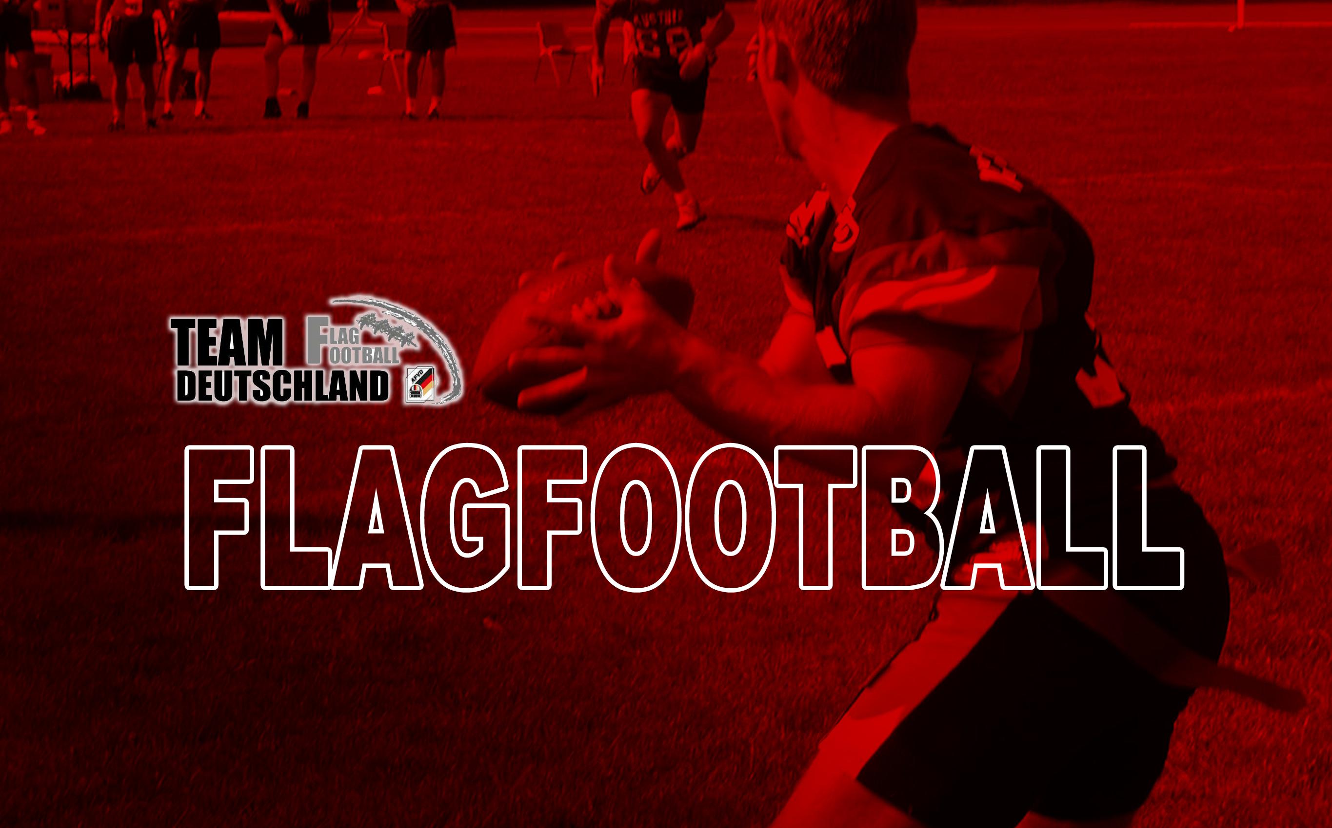 AFVD Team Deutschland Flagfootball